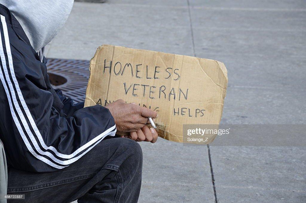 Homeless : Stock Photo