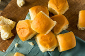 Homemade Baked Sweet Hawaiian Buns