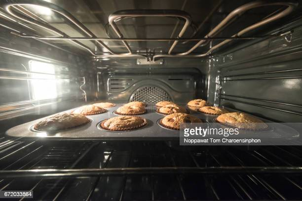 homemade baking, bangkok, thailand - oven stock pictures, royalty-free photos & images