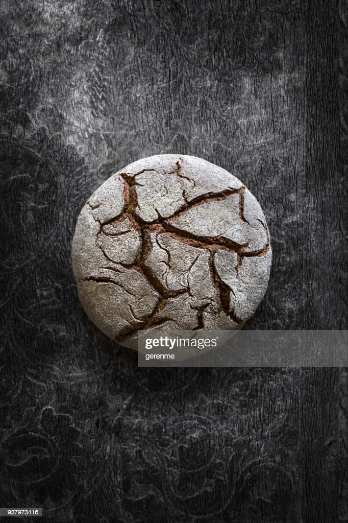 Hausgemachtes Brot : Stock-Foto