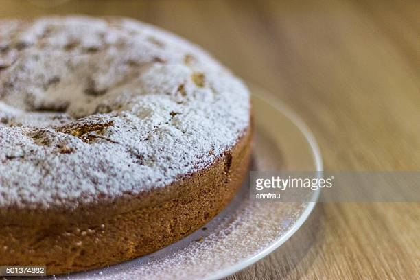 homemade cake - annfrau stock photos and pictures