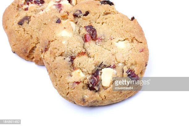 Homemade Cookies Isolated