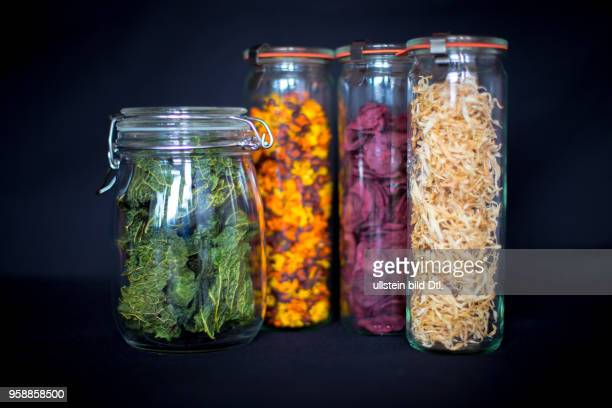 homemade dried vegetables