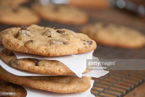 Homemade Gourmet Chocolate Chip Cookies