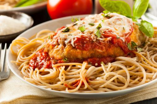 Homemade Italian Chicken Parmesan 503203991