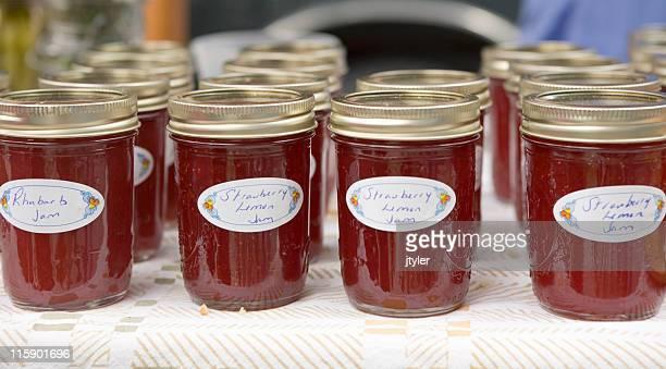 Hausgemachter Marmelade