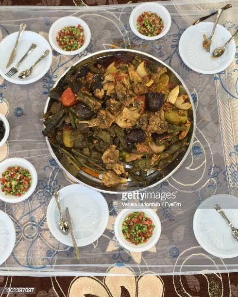 homemade kurdish dolma - dolmades stock pictures, royalty-free photos & images