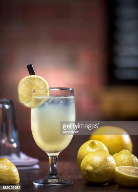 Homemade lemonade / Studio shot (Click for more)