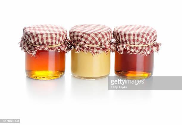 Hausgemachte Ahorn-Produkte