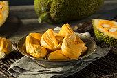 Homemade Organic Fresh Jackfruit