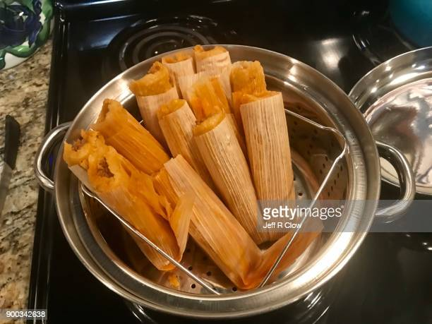 Homemade Tamales Two