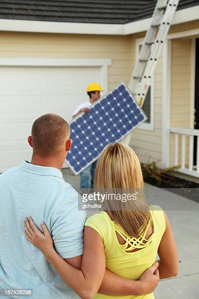 Homeowners Getting A Solar Electric System