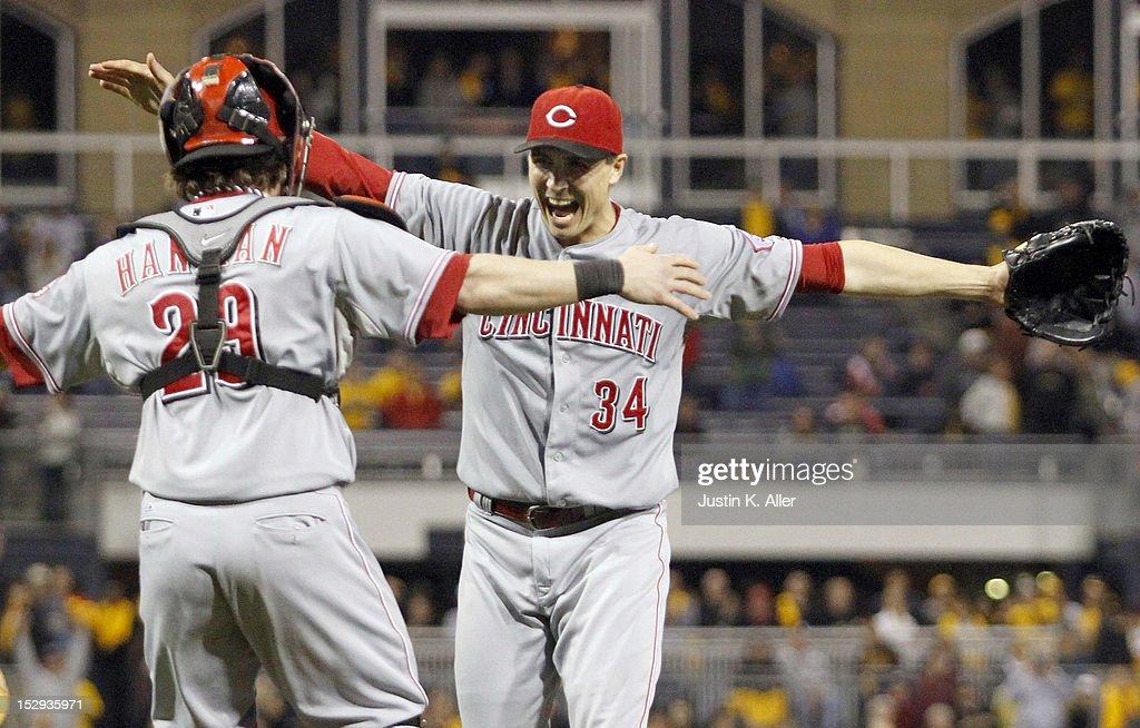 Cincinnati Reds v Pittsburgh Pirates