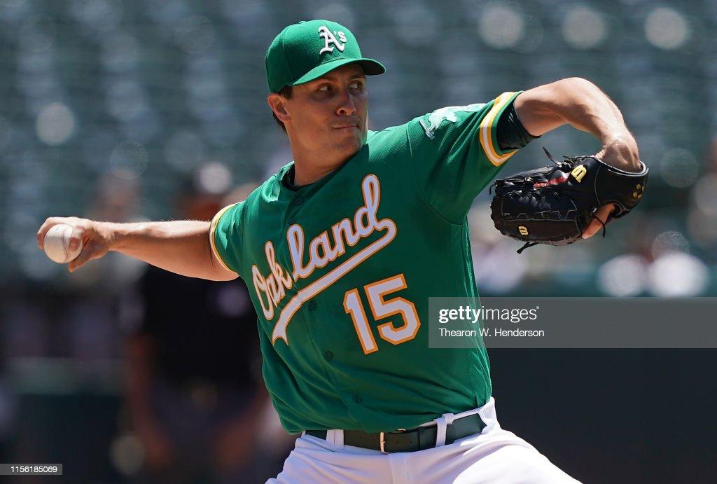 Seattle Mariners v Oakland Athletics : News Photo