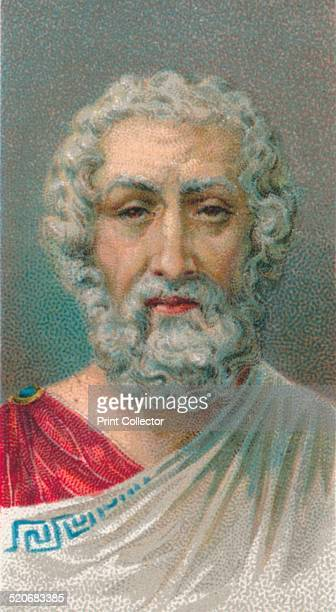 Homer Roman from Baiae Campania Italy 1st2nd century The blind poet Homer is thought to have lived in Greece around 750 to 700 BC He is the most...