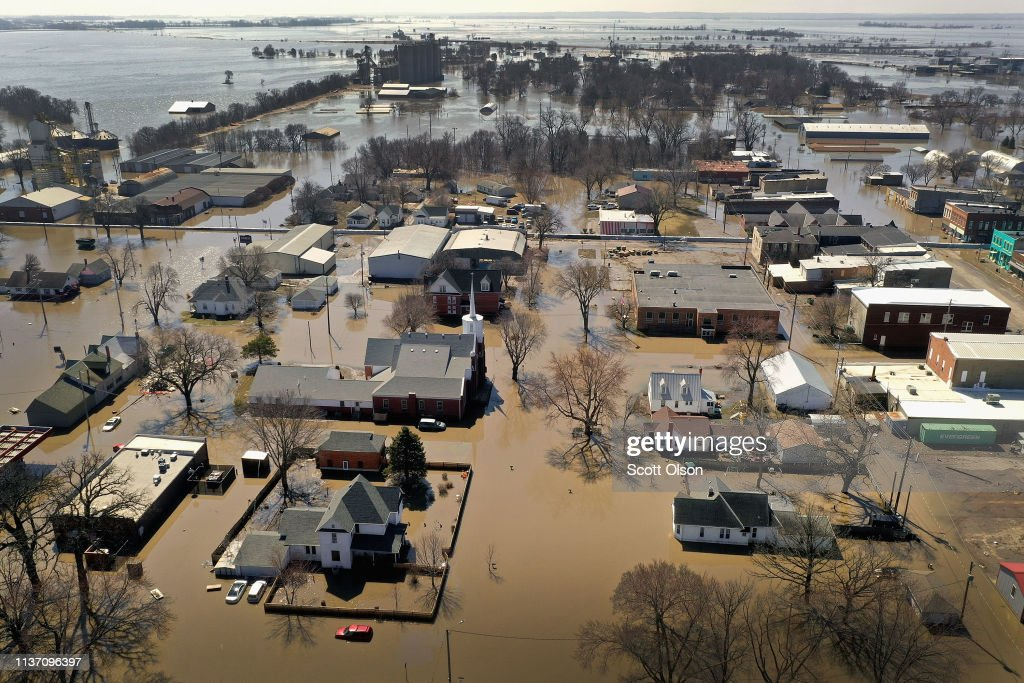 MO: Flooding Continues To Cause Devastation Across Midwest