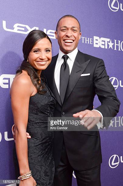 Homes and Marilee Fiebig attend the BET Honors 2012 at the Warner Theatre on January 14 2012 in Washington DC