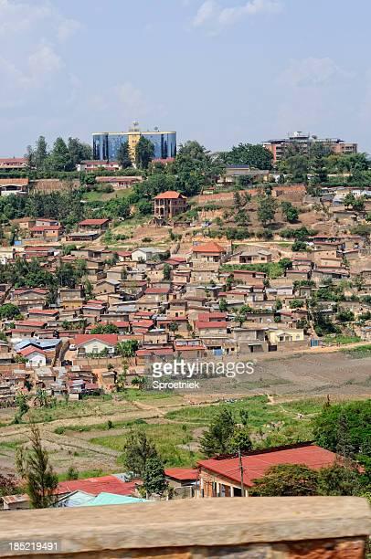 Homes in Kigali, Rwanda