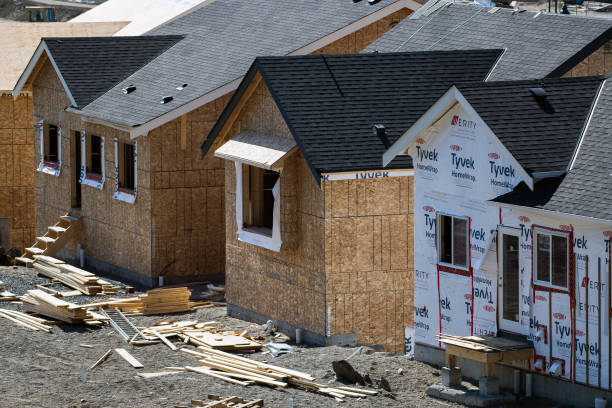 CAN: Canada Housing Starts Soar To Highest Since At Least 1970s