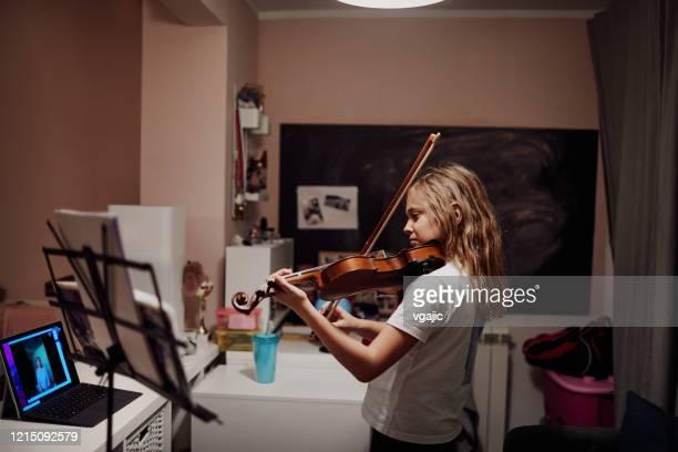 Homeschooling Online Violin Classes