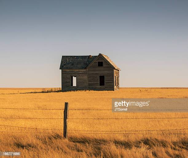 homestead - montana western usa stock pictures, royalty-free photos & images