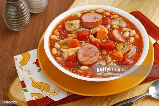 Zuppa tradizionale Cassoulet