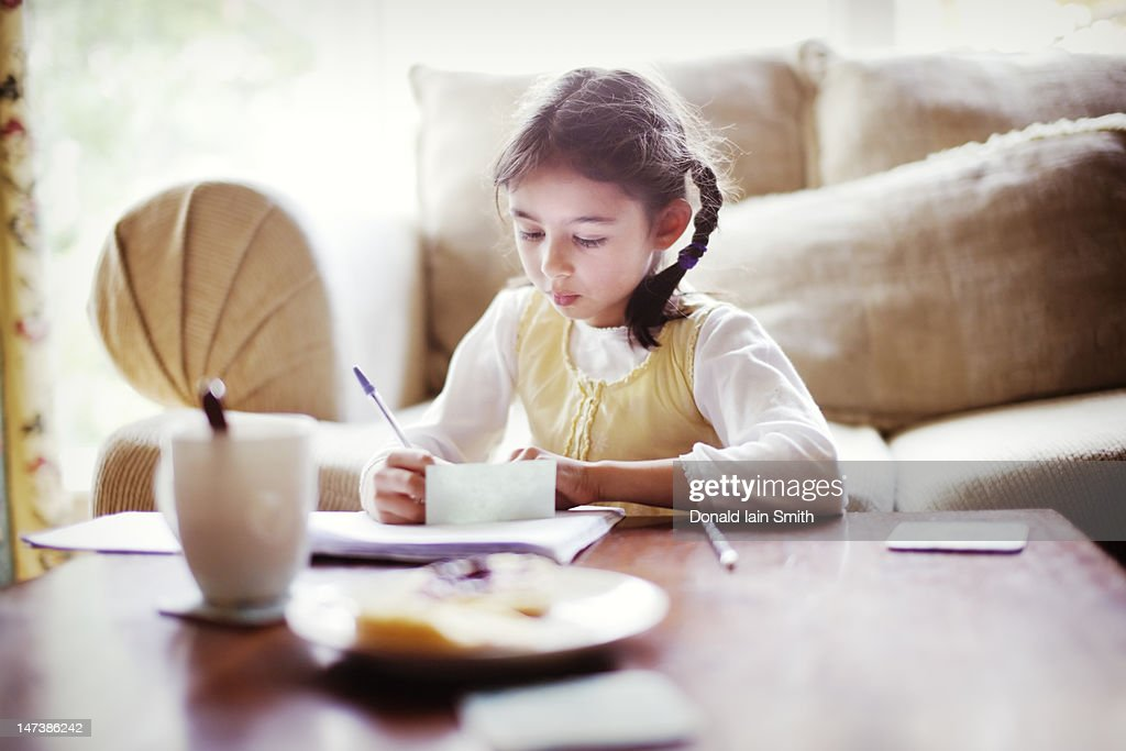Homework : Stock Photo