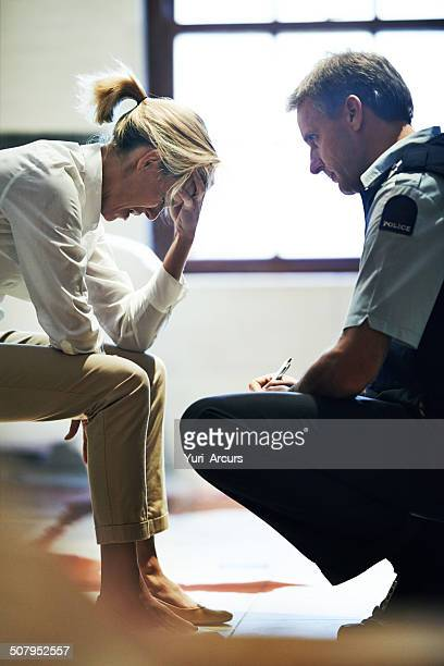 homicide is a tragic business - police force stock pictures, royalty-free photos & images