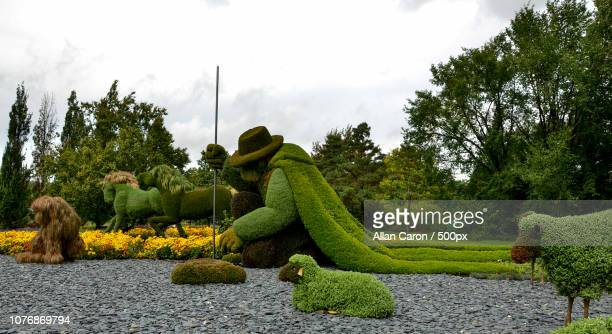 l'homme qui plantait des arbres - caron gardner stock photos and pictures