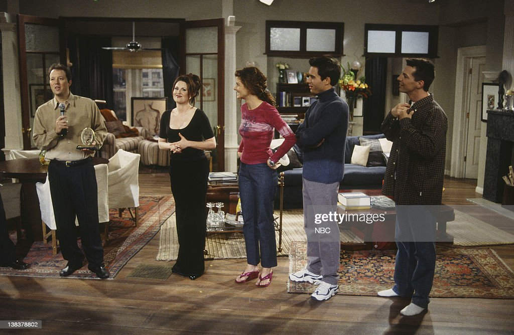 WILL & GRACE -- 'Homo for the Holidays' Episode 7 -- Air Date -- Pictured: