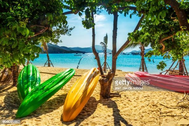 Hon Lon beach, near Nha Trang (Vietnam)