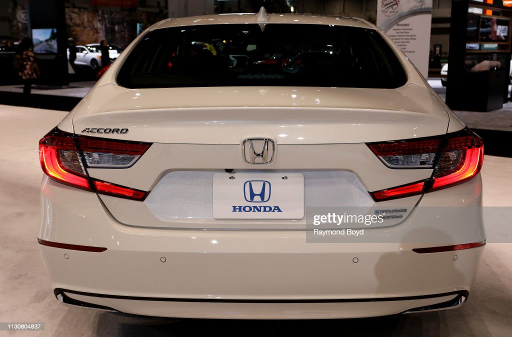 2019 Chicago Auto Show Media Preview - Day 2 : News Photo