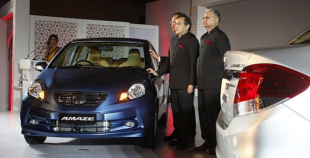 Honda Cars India Limited President And Chief Executive Officer Hironori Kanayama R Motor