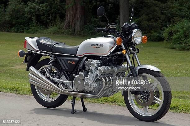 Honda CBX 1200 Artist Unknown