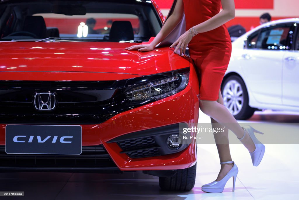 Thailand International Motor Expo 2017 : News Photo