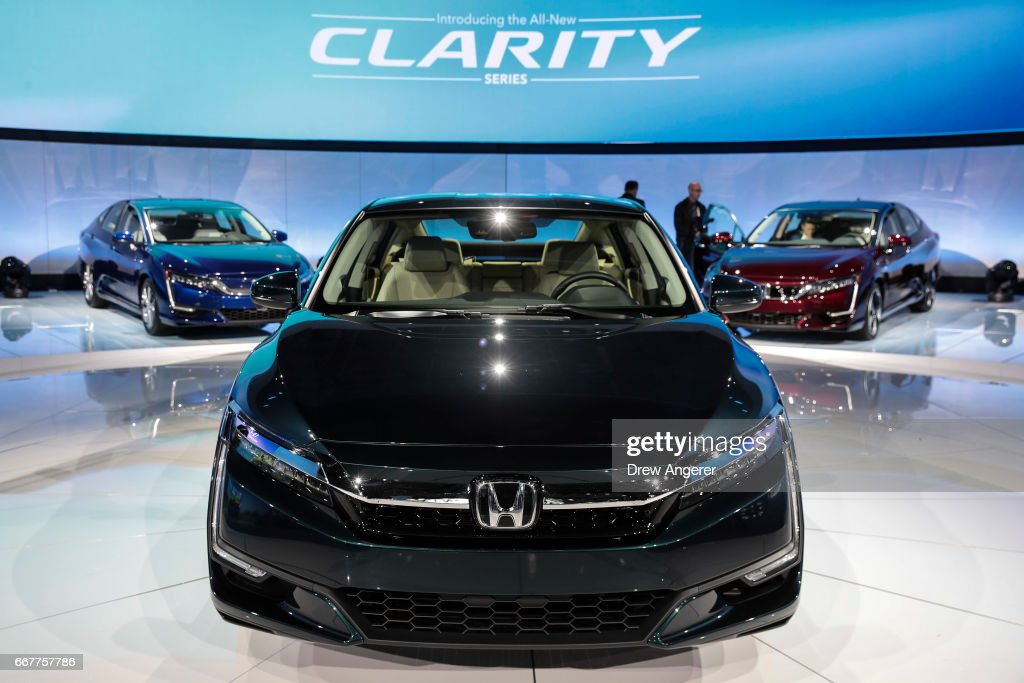 2017 New York International Auto Show : News Photo