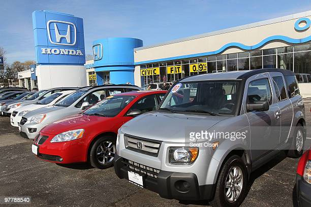 Ohare Honda Stock Photos and Pictures   Getty Images