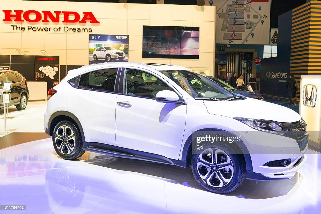 Honda HR-V SUV crossover : Foto stock