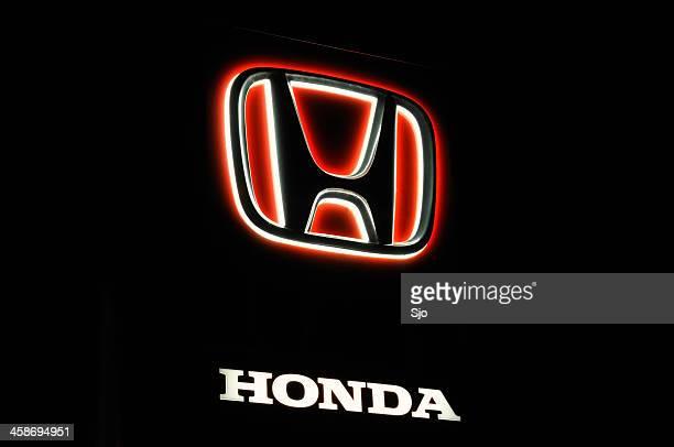 ホンダのロゴ - honda ストックフォトと画像