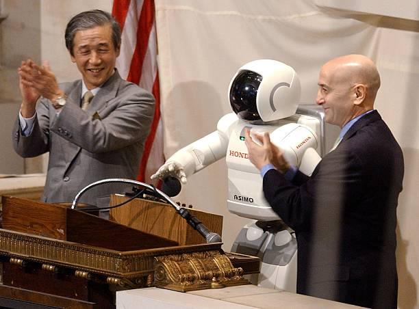 Honda Motor Corporation President And CEO Hiroyuki