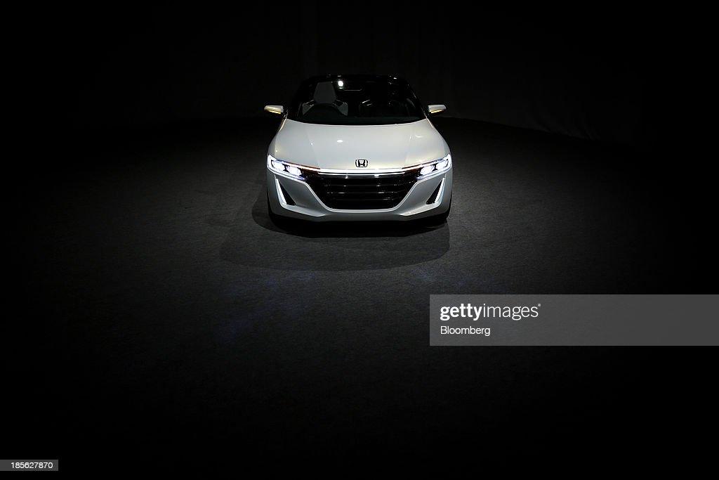 Fotos E Imgenes De Honda Unveils Concept Cars For Tokyo Motor Show