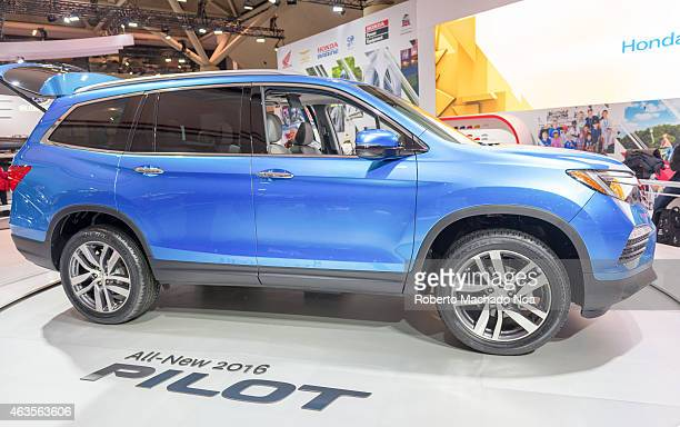 CENTRE TORONTO ONTARIO CANADA Honda Pilot in the Canadian International AutoShow CIAS for short is Canada's largest auto show and most prestigious...