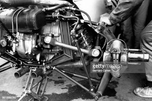 Honda RA272, Grand Prix of Mexico, Autodromo Hermanos Rodriguez, Magdalena Mixhuca, 24 October 1965. Honda RA272E 1.5 V12.