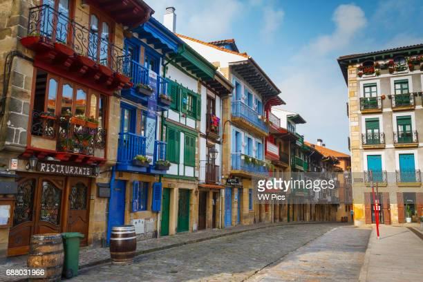 Hondarribia Guipuzkoa Basque Country Spain Europe