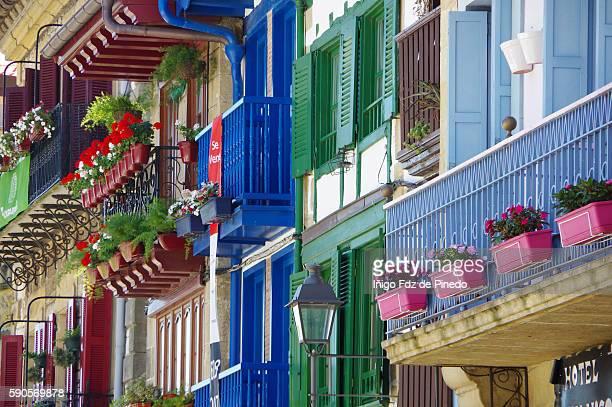 Hondarribia- Guipuzkoa- Spain