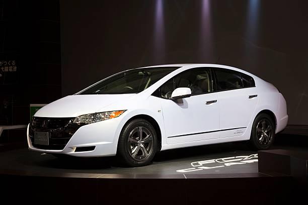 Hondas New Concept Electric Car Clarity At The Tokyo Motor Show
