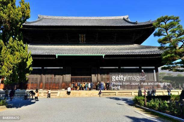 Hondo (Main Hall) of Tofuku-ji Temple, Kyoto