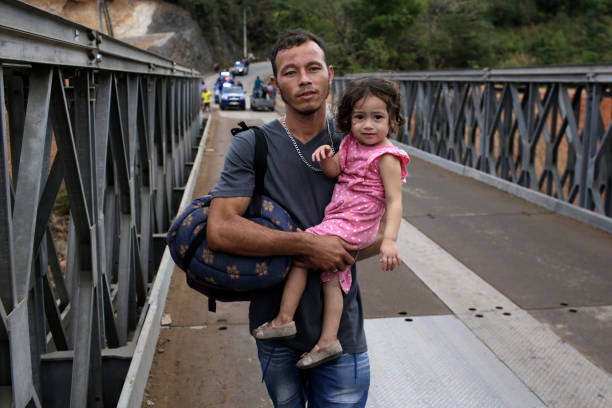 GTM: Migrant Caravan Arrives in Guatemala On Its Journey To The U.S.