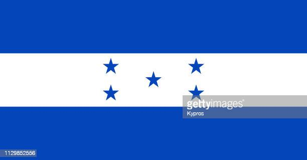 honduras flag - honduras stock pictures, royalty-free photos & images