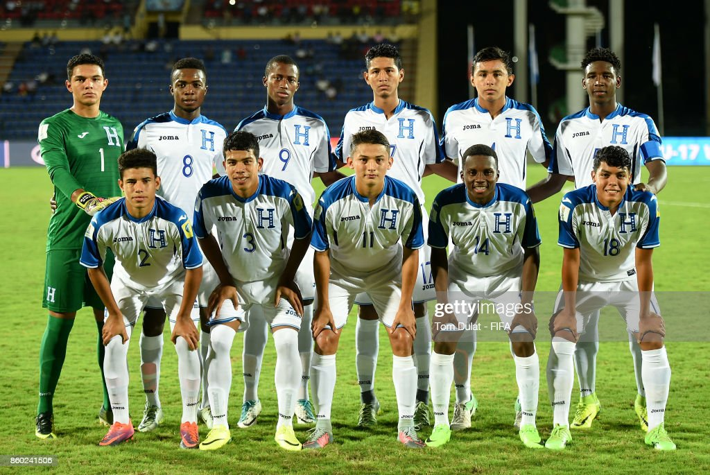 Honduras v New Caledonia - FIFA U-17 World Cup India 2017 : News Photo